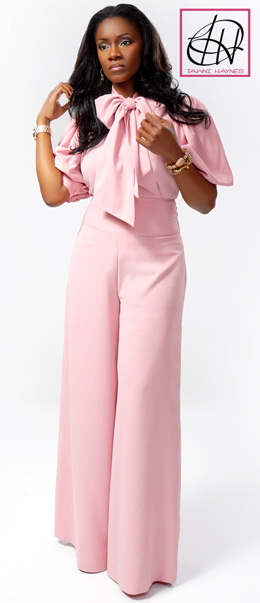pink-crepe-wide-leg-slacks-bow-blouse-2