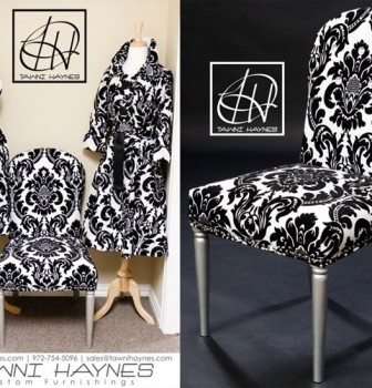 TL Hatchett in Tawni Haynes Custom Apparel