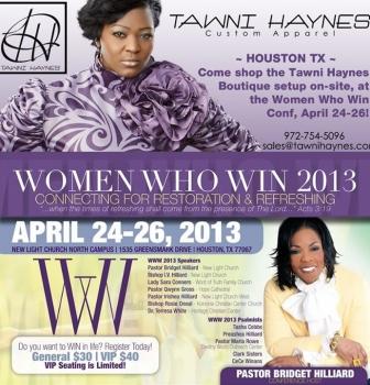 Fashion Designer Tawni Haynes